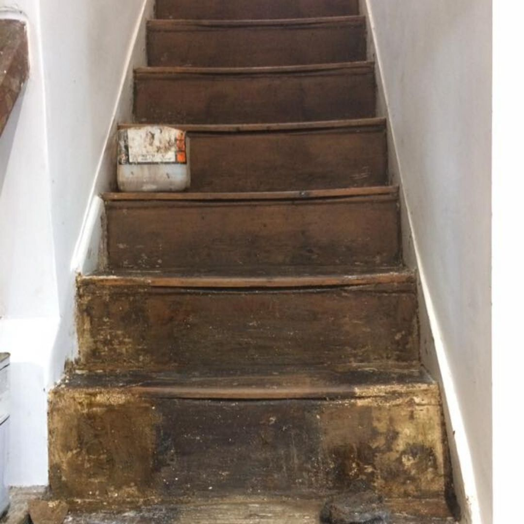 staircase transformation middle