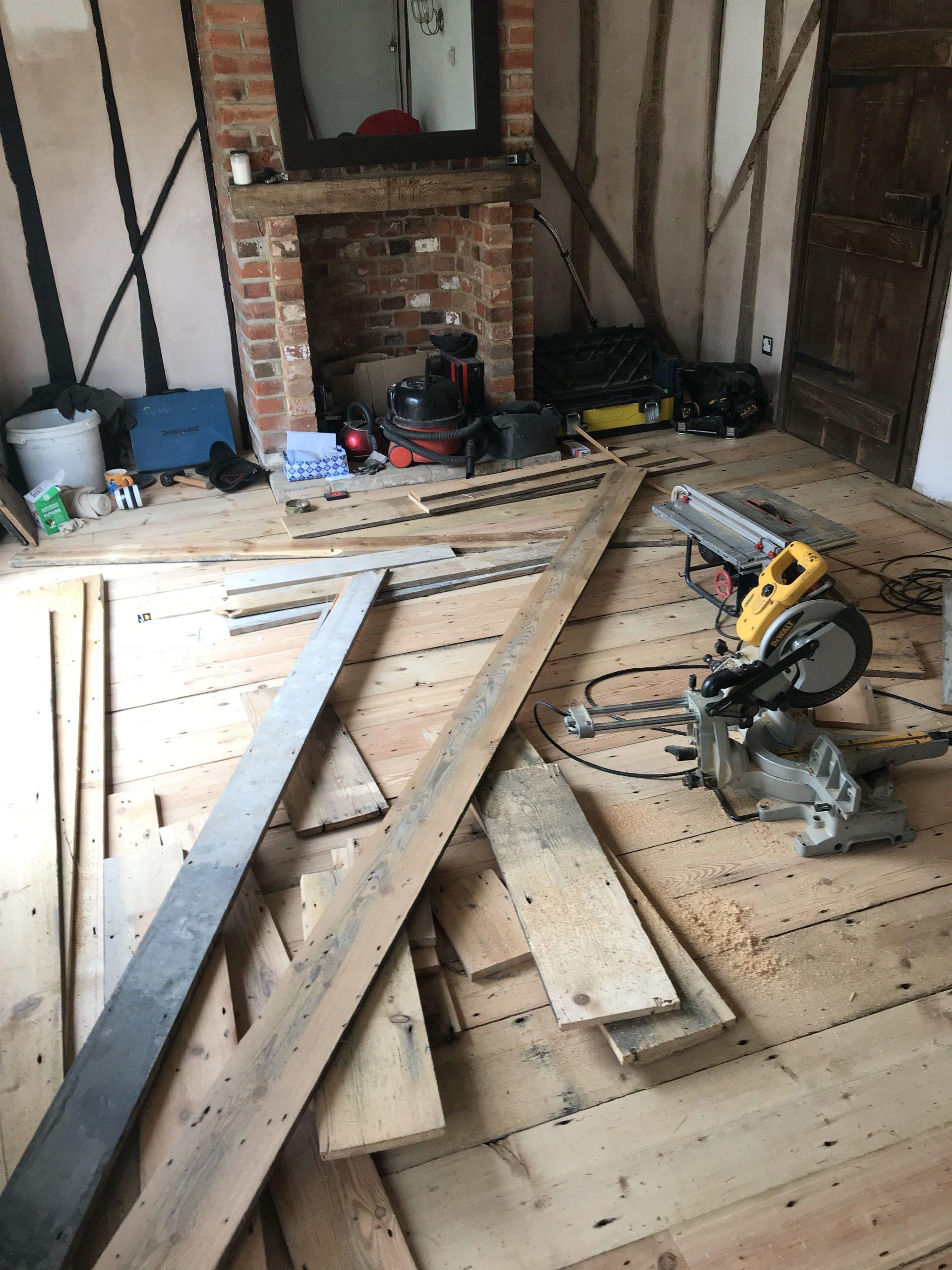 reclaimed wood floor 3