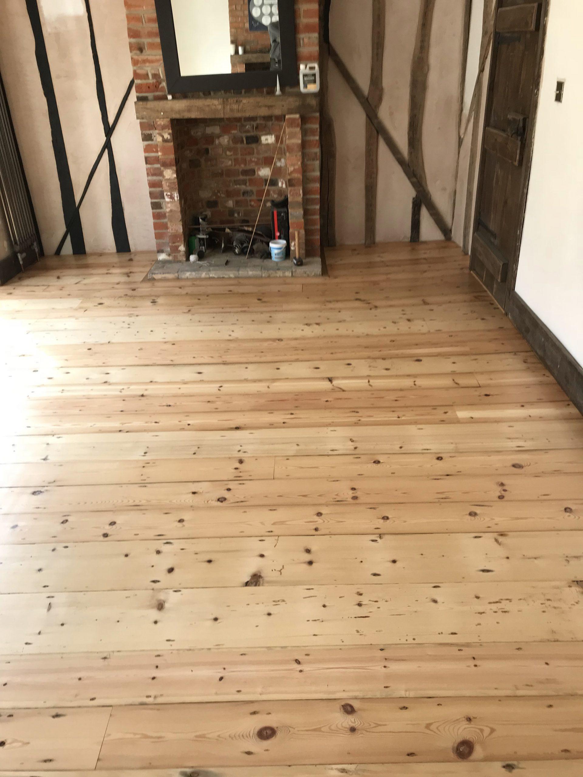 reclaimed wood floor 4
