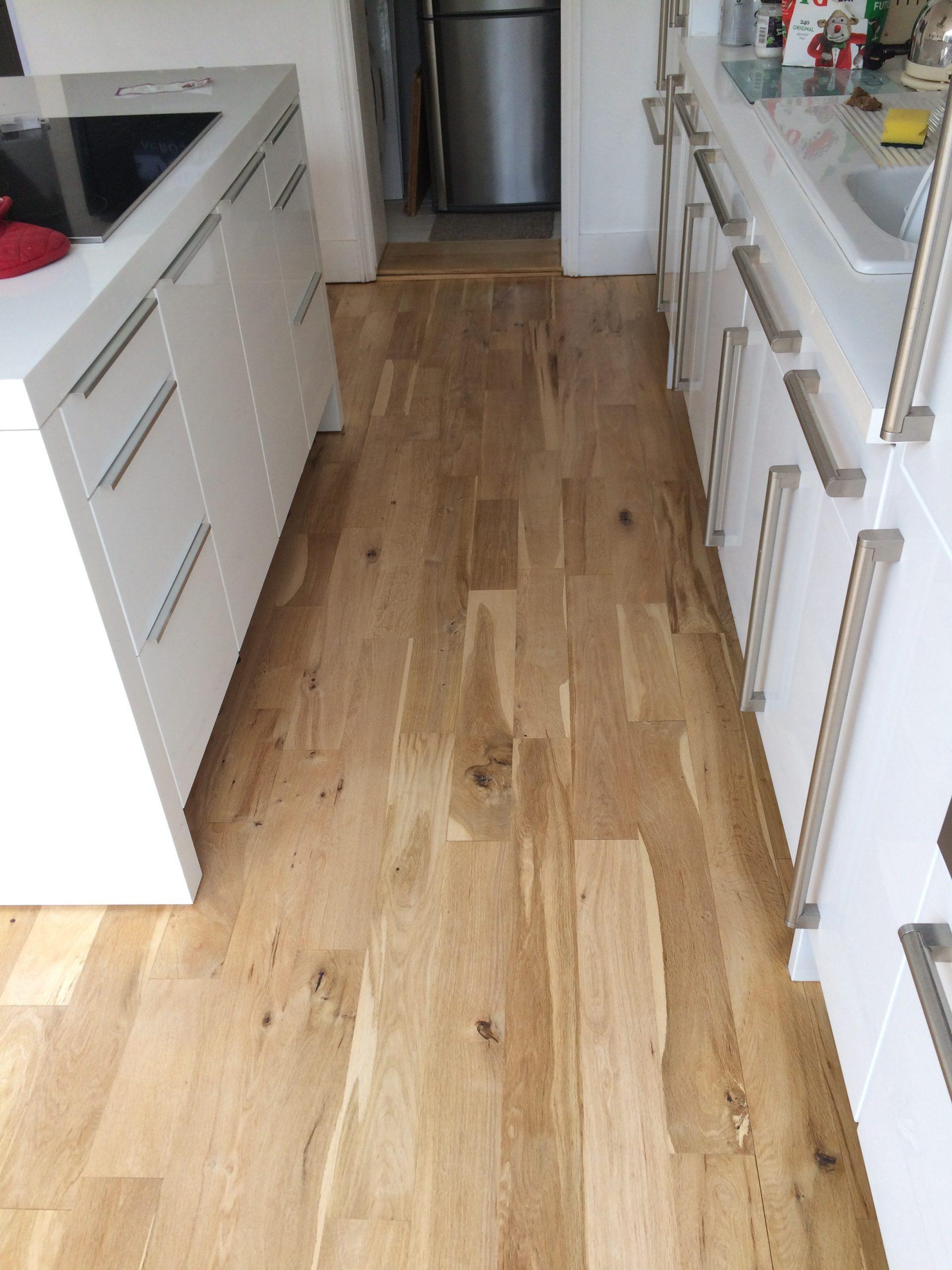 pine boards sanding 2