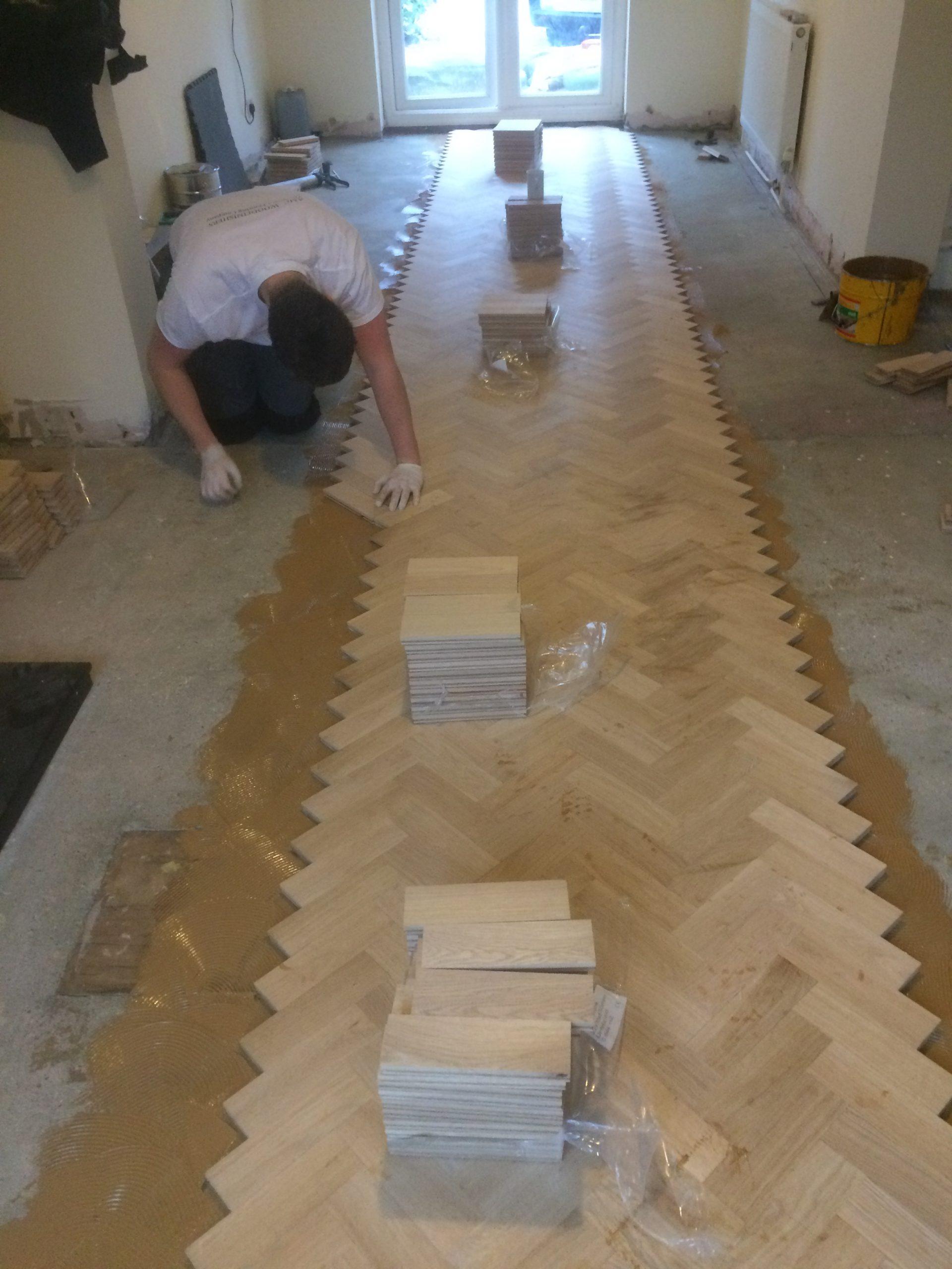 floor fitting parquet 3