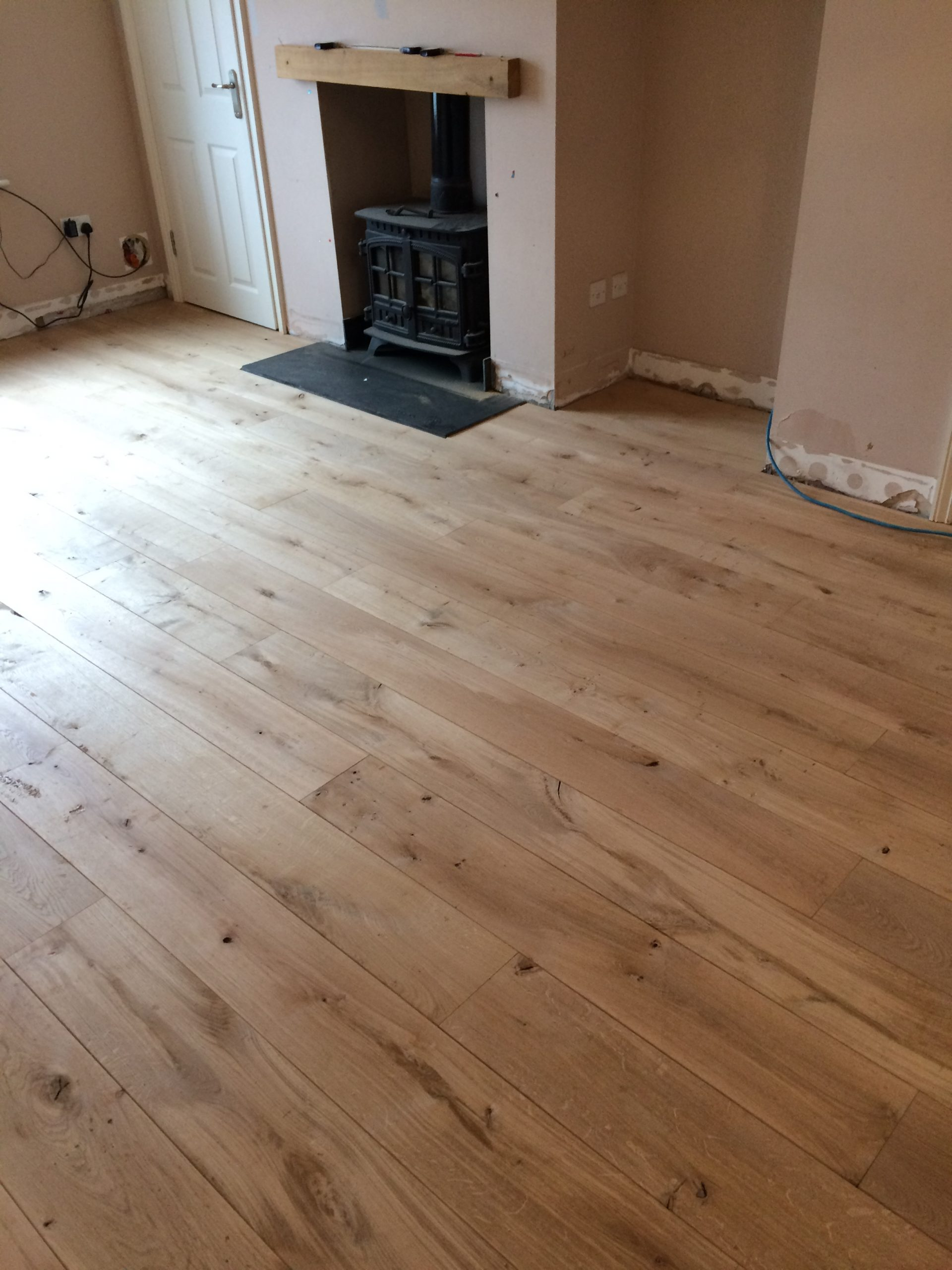 fitting engineered floor 4