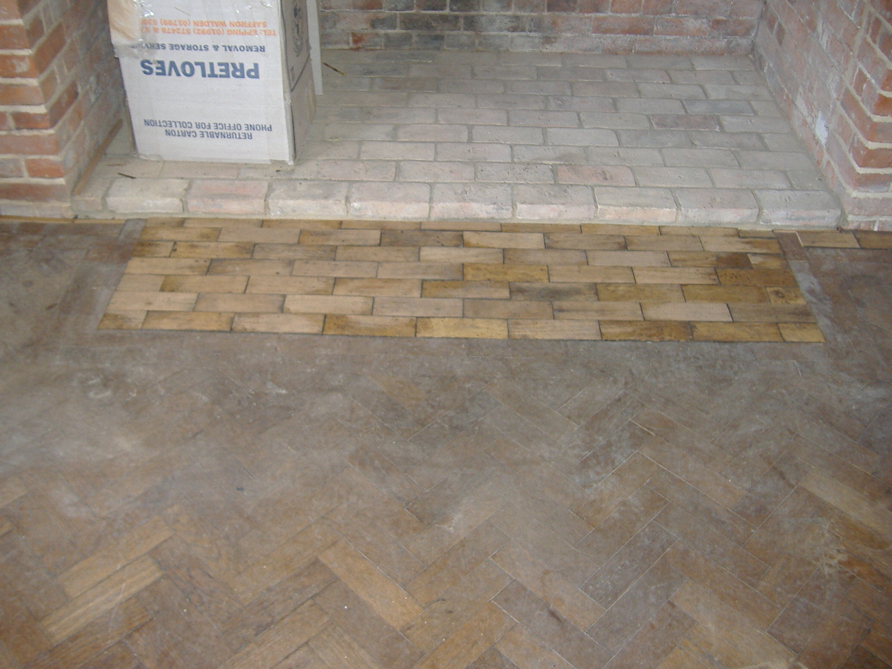 restoration of parquet floor 2