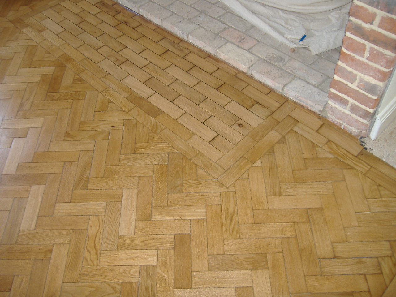 restoration of parquet floor 3
